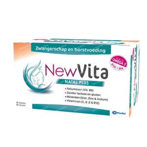 Newvita Natal Plus 120 tabletten