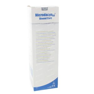 Microdacyn Wound Care Solution 500 ml