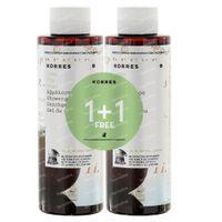 Korres Fig Shower Gel 1+1 FREE 500 ml