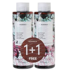 Korres Shower Gel Jasmine 500 ml