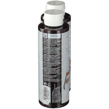 Korres Shampooing Éclat Tournesol & Thé de Montagne 1+1 2x250 ml