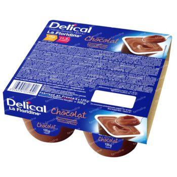 Delical Crem Dessert La Floridine Chocolat 500 g