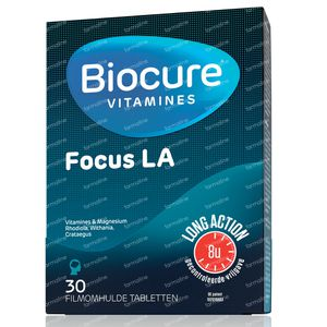 Biocure Focus Long Action 30 dragees