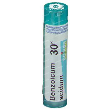Boiron Gran Acidum Benzoicum 30K 4 g