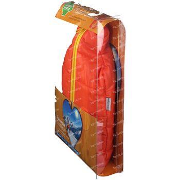Marque V Coussin Chauffant Doudoune Orange 1 pièce