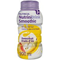 Nutrinidrink Smoothie Fruits d'Été 200 ml