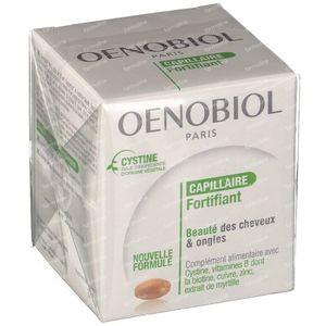 Oenobiol Capilar Fortificante 60 St Cápsulas