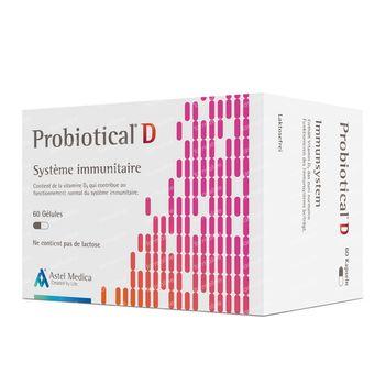 Probiotical D 60 capsules