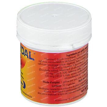 Deba Anoxydal 50 V-Caps 50 capsules