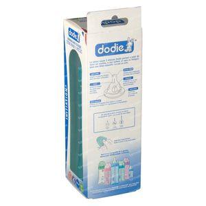 Dodie Zuigfles Evolution+ Lagoon Zuigspeen 3 Gat 330 ml
