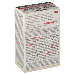 Altisa Rode Gist Rijst Advanced + Q10 50 mg 30 tabletten
