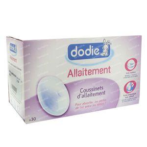 Dodie Brust Kompressen Tag + Tape 30 st