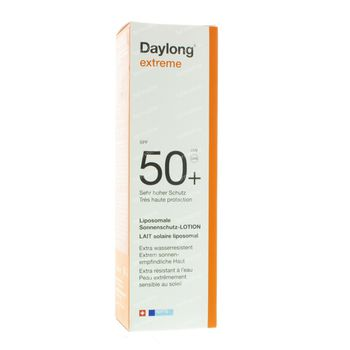 Daylong Extreme Lotion Solaire IP50+ 100 ml lotion