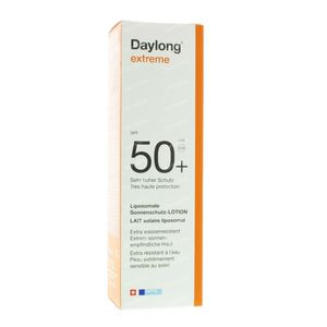 Daylong Extreme Zonnelotion IP50+ 100 ml lotion