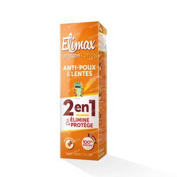 Elimax Lotion Anti-Poux Élimine & Protège 100 ml