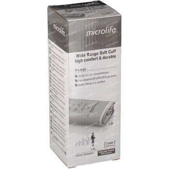 Microlife Armb L/XL Soft Con Cuff 3g 32-52cm 1 pièce