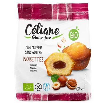 Celiane Cake Coeur Noisette Bio 200 g