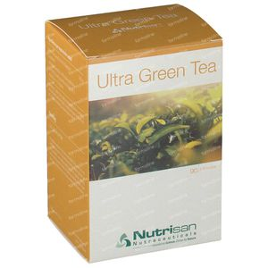 Nutrisan Ultra Green Tea 90 capsules