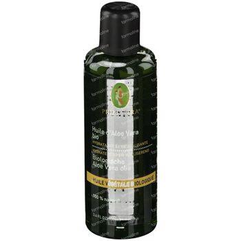 Primavera Huile d'Aloe Vera Bio 100 ml