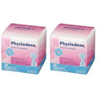 Physiodose Serum Fysio Steril Duopack 2x30x5 ml einzeldosis