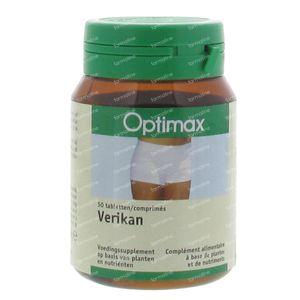 Optimax Verikan 50 tabletten