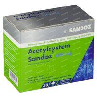 Acetylcysteïne Sandoz 600mg 30  zakjes