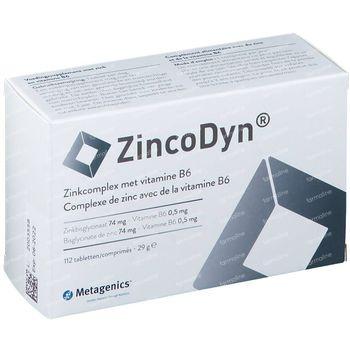 ZincoDyn 112 comprimés