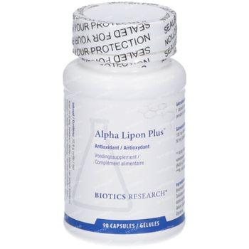 Biotics Alpha Lipon Plus 90 capsules