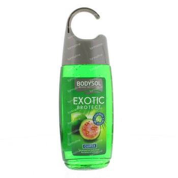 Bodysol Douche Exotic Protect Guava Limited Edition 250 ml