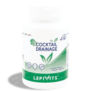 Lepivits Cocktail Drainage 90 tabletten