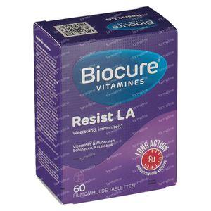 Biocure Resist Long Action 60 dragées