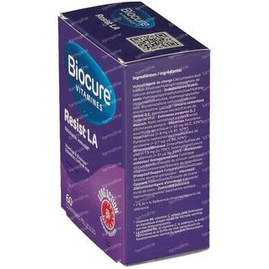 Biocure Resist Long Action 60 dragees