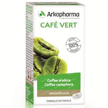 Arkocaps Café Vert 45 capsules