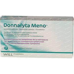 Donnafyta Meno 30 tabletten