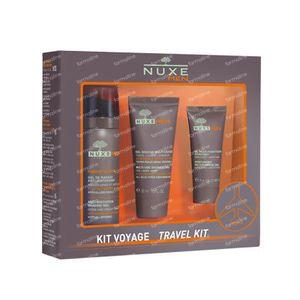Nuxe Survival Kit Men 3 pezzi
