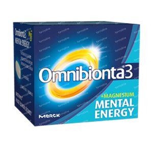 Omnibionta 3 Mental Energy 90 St Comprimés