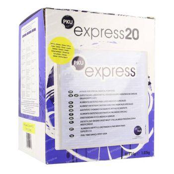 Vitaflo PKU Express 20 Citron 1020 g
