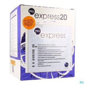 Vitaflo PKU Express 20 Sinaasappel 1020 g