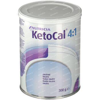 Ketocal 4.1 Neutre 300 g poudre