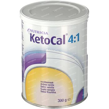 Ketocal 4.1 Vanille 300 g poudre