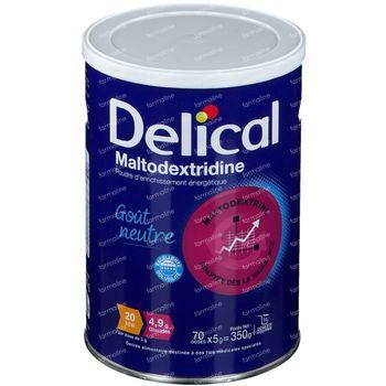Delical Maltodextridine Neutre 350 g