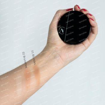 Les Couleurs De Noir Soft Touch Bronzer 01 1 pièce