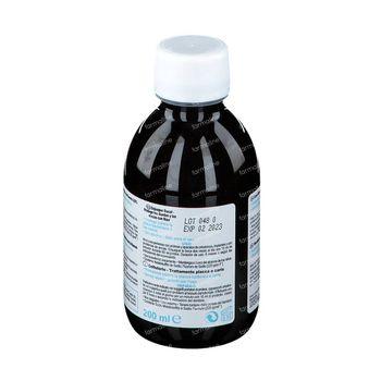 Curasept Eau Dentifrice 0,05% Ads205 200 ml