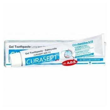 Curasept 0.12% Gel Dentifrice Ads712 75 ml
