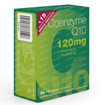 Revogan Coenzyme Q10 + 15 Gratuit 60 comprimés