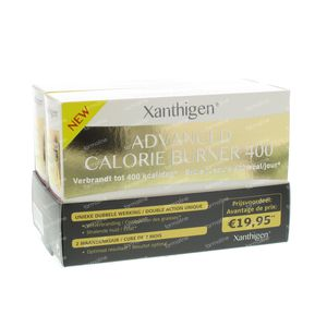 XLS Kuur Xanthigen Duo 180 tabletten