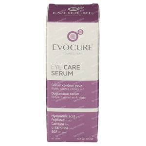 Evocure Eye Care Serum 15 ml