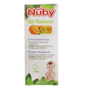 Nuby Citroganix Dentifrice Enfant 45 g