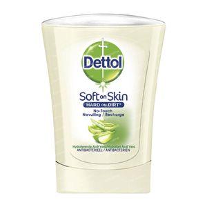 Dettol Savon  No Touch Aloe Vera Recharge 250 ml