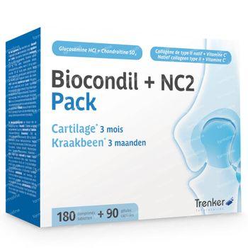 Biocondil + NC2 Pack Kraakbeen 270 capsules